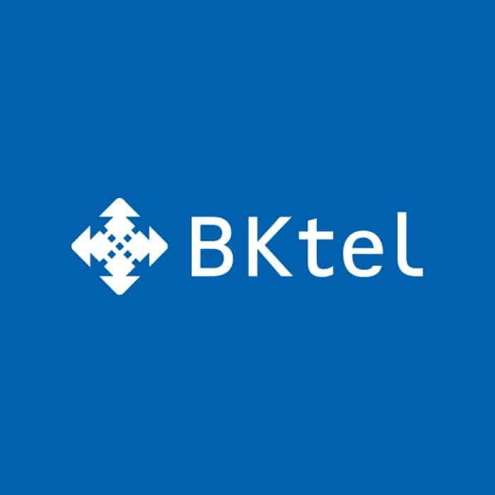 Bktel-logo-award