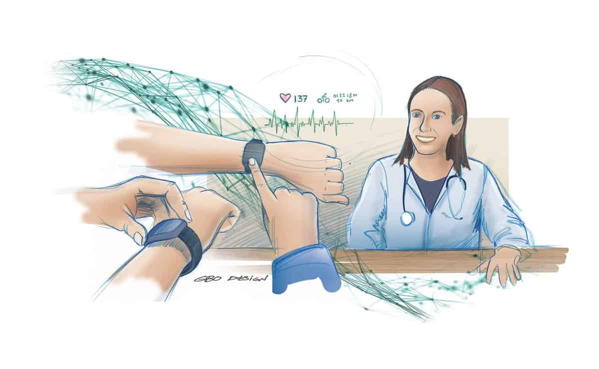 Health-sector-wearables