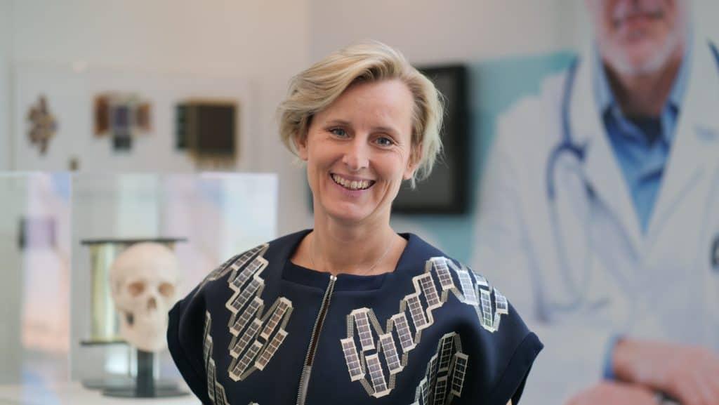 Interview Charlotte Kjellander
